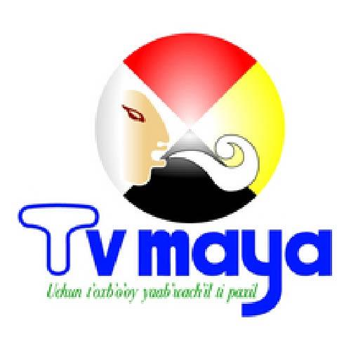 Logotipo de TV Maya