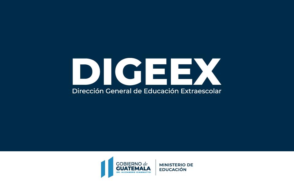 Logotipo Dirección General de Educación Extraescolar